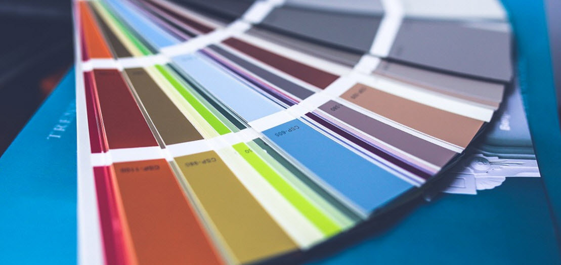 Interior Paiting Swatches for Your Home Improvement Project