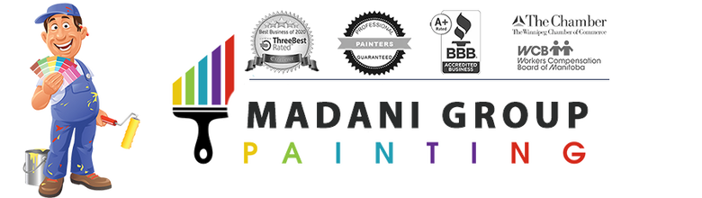 Painters Winnipeg | Madani Group Painting And Stucco Coating